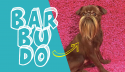 Este cão tem a mais longa e mais inusitada barba