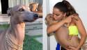 Cão de Anitta é escolhido Pet do Ano e vídeo do cão se assustando com confetes viraliza