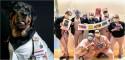 Cão rottweiler vira terapeuta de profissionais de saúde em hospital e viraliza