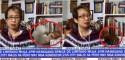 Durante entrada ao vivo via home office, gatos de jornalista protagonizam briga hilária e vídeo viraliza na internet