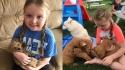 Garotinha recebe apoio de pessoas e cães de várias partes do mundo. (Foto: Facebook/Team Emma - Emmalovesdogs7)