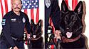 Cão policial encontra menino de 2 anos que saiu de casa e estava desaparecido nos EUA. (Foto: Facebook/Mason City Police Department)