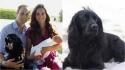 Príncipe William e Kate Middleton anunciam a morte do seu cachorro Lupo. (Foto: Instagram/Kensingtonroyal)
