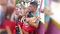 A família reside em Tarauacá, no interior do Acre. O estado está em situação de emergência devido à enchente causada pelo rio nos últimos dias.