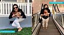 Mulher decide levar a sua galinha de estimação para passear no shopping em Passo Fundo, no Rio Grande do Sul e vídeo viraliza.