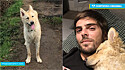 Thomas Tebet perdeu seu cachorro no dia 16 de dezembro no bairro Cidade Jardim, em São Paulo.