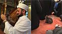 Em Istambul, Turquia uma mesquita permite a entrada de gatos de rua.