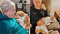 Gato faz amizade com o pai da sua dona e o ajuda na luta contra o câncer.