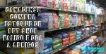 Canadense compra estoque de PET Shop falido e doa a abrigos