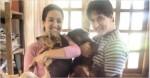 Noivos pedem ração para cães como presente de casamento e doam 287 kg para abrigo de animais