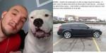 Homem coloca seu carro à venda para salvar a vida de seu cão
