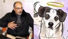 """Colunista da Gazeta do Povo é criticado por seguidores após artigo """"Cachorro não vai pro Céu"""""""