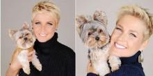 Após morte de cão, Xuxa é substituída por Marcos Mion em gravação