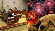 Liminar do STF suspende lei que proíbe fogos de artifício com ruído em São Paulo