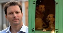 Prefeito se manifesta sobre polêmica das casinhas de cães em calçadas de Porto Alegre