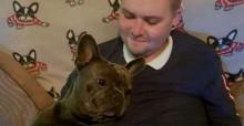 Inseparáveis, cachorro falece 15 minutos após o dono, que tinha câncer