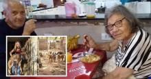Casal de idosos protetores de cães de rua falecem e Instituto Luisa Mell resgata seus 80 cães