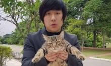 Polêmica: participante do Big Brother se desfaz dos gatos antes de entrar no reality