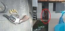 Pitbull impede roubo em residência na Paraíba, recebe tiro mas consegue escapar e dilacera rosto de assaltante