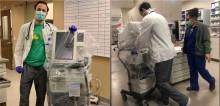 Covid-19: Veterinários cedem ventiladores respiratórios de suas clínicas para hospitais de Nova York