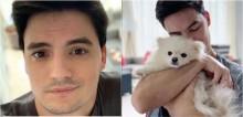 """Felipe Neto revela que quase perdeu seu cachorro: """"Nunca sofri tanto e tive que tomar remédio para dormir"""""""
