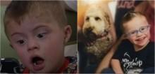 Cão salva menino com síndrome de Down preso em secadora durante brincadeira de pique-esconde