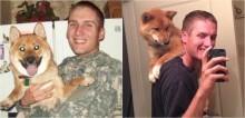 Soldado descobre que sua namorada vendeu o seu cachorro enquanto estava em missão no Afeganistão