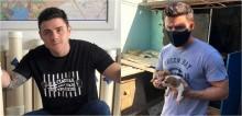 Delegado Bruno Lima resgata mais de 15 animais que ficaram sozinhos após tutor falecer