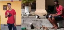 Adolescente de 14 anos cria rifa para poder alimentar e castrar gatos abandonados em região de Maceió