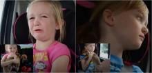 Meninas choram com surpresa dos pais que disseram que não iriam adotar filhote de abrigo