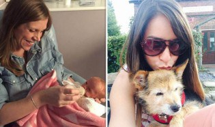 Conheça o cachorro que fareja mulheres grávidas