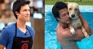 Leo Young faz vídeo em homenagem a seu cão, Nick, que virou estrelinha e emociona a todos