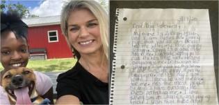 Sem condições de pagar cirurgia para o seu cachorro, jovem escreve carta à veterinária que atende o pedido e o opera gratuitamente