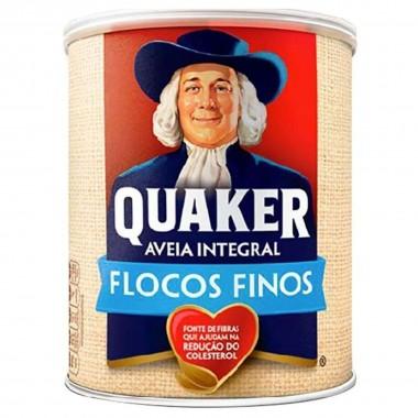 O velhinho simpático da Quaker