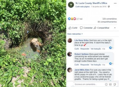Foto: Facebook / St. Lucie County Sheriffs Office