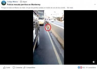 Foto: Reprodução Facebook / Código México