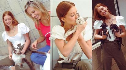 Marina e Luisa Mell/Reprodução Instagram