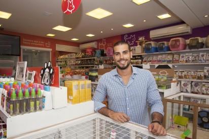 Foto: Petland/Divulgação Rodrigo Albuquerque, presidente da Petland.