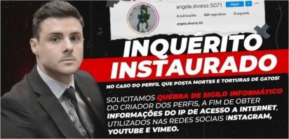 Foto: Facebook/Delegado Bruno Lima