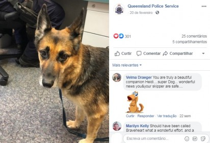 Foto: Facebook / Queensland Police Service