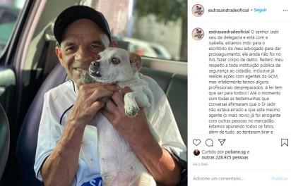 Foto: Instagram / esdrasandradeoficial