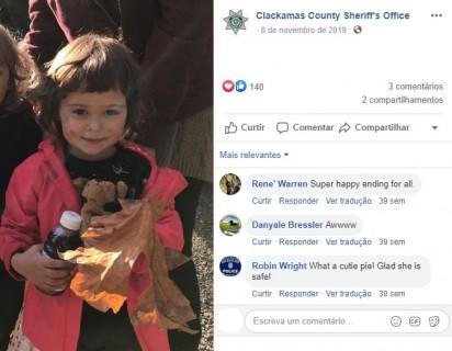 Foto: Facebook / Clackamas County Sheriffs Office