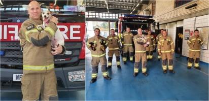 Foto: Facebook / London Fire Brigade