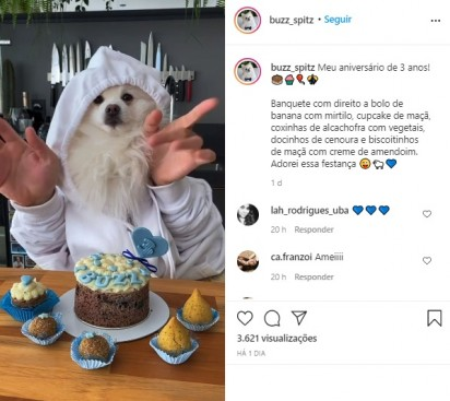 Foto: Reprodução Instagram / buzz_spitz
