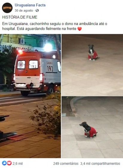 Foto: Facebook / Uruguaiana Facts