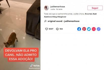 Foto: TikTok / juditemanhosa