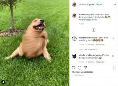 Foto: Reprodução Instagram / tuckerbudzyn