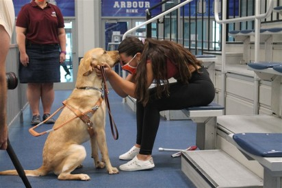 Foto: Cortesia / Guide Dog Foundation