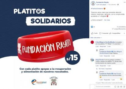 Foto: Facebook / Fundación Rayito