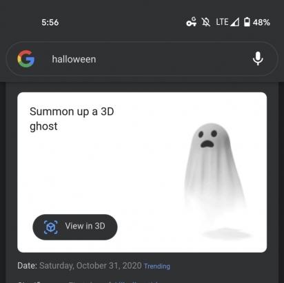 Fantasma 3D. (Foto: Google)